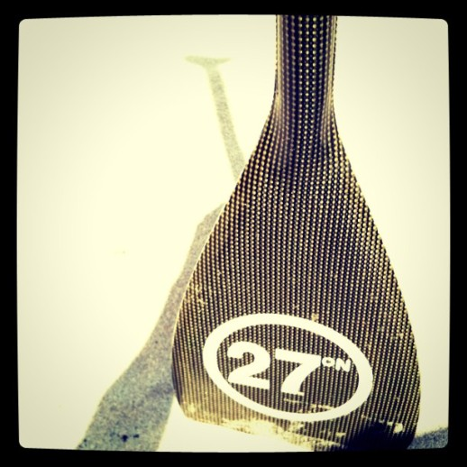I love my 27N Paddle